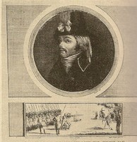 Monsieur François de Charette de la Contrie, fusillé à Nantes avec certains membres de ma famille.